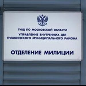 Отделения полиции Новоселицкого