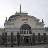 Железнодорожные вокзалы в Новоселицком