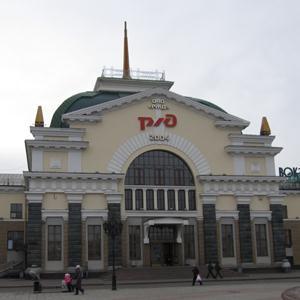 Железнодорожные вокзалы Новоселицкого